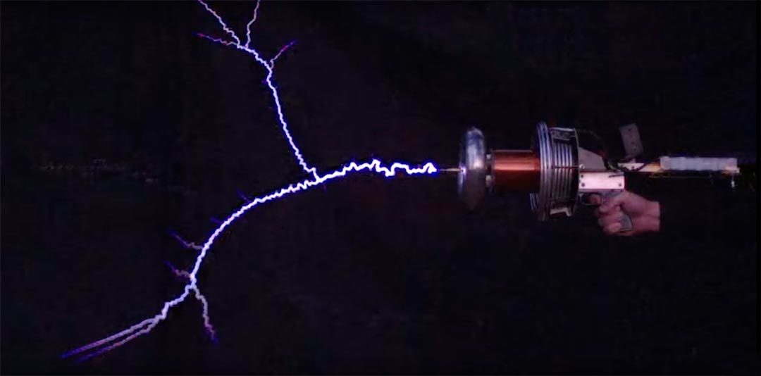 Una idea especial para utilizar una bobina de Tesla