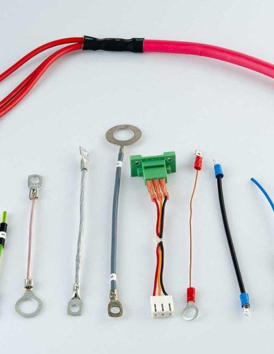 Montajes eléctricos y electrónicos