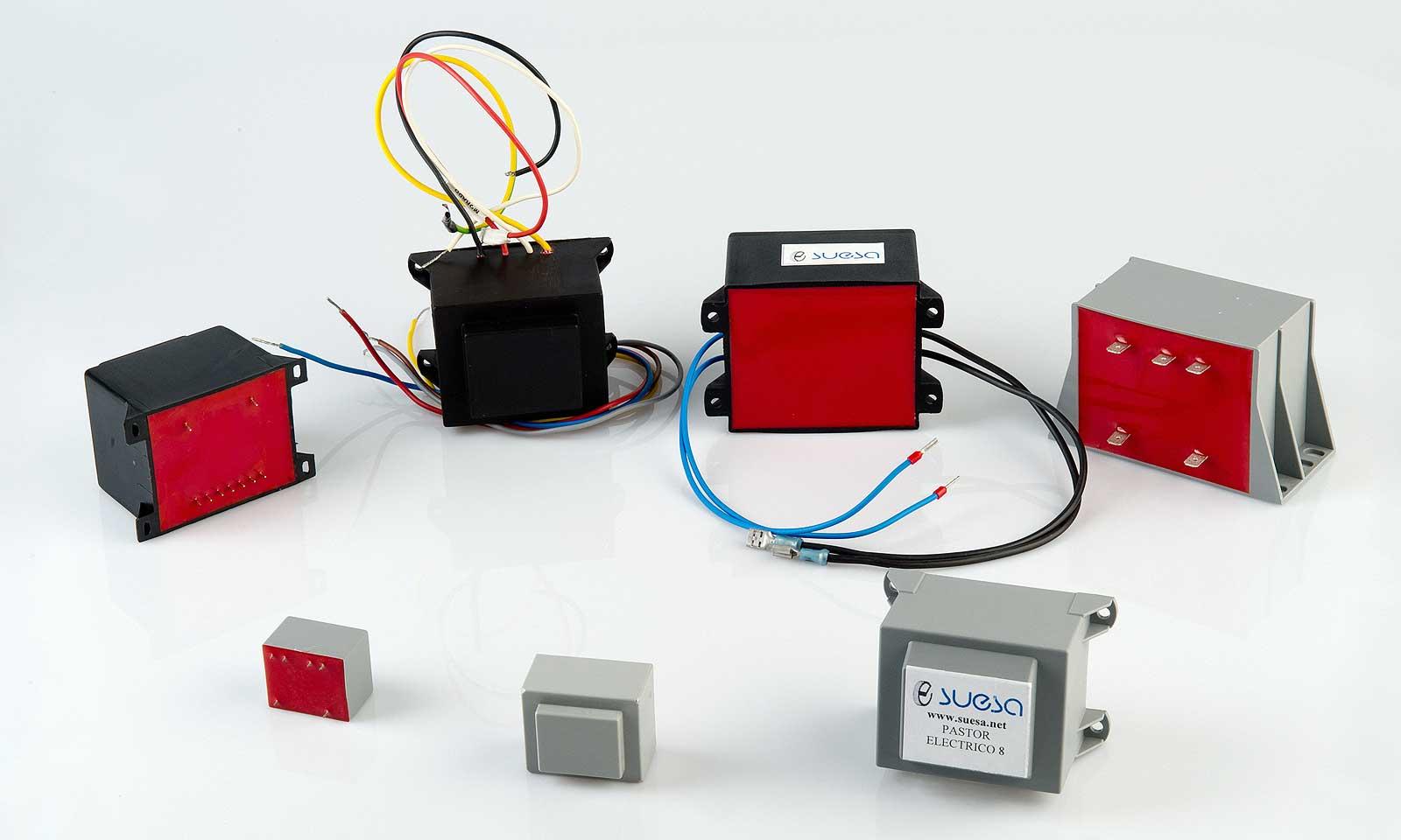 Transformadores para Circuitos Impresos